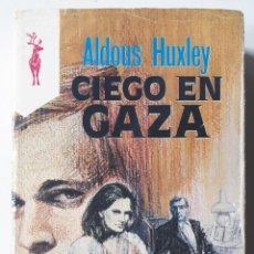 Livres d'occasion: LIBRO CIEGO EN GAZA. Lote 199387105