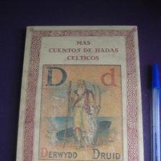 Livres d'occasion: MAS CUENTOS DE HADAS CELTICOS - RECOP JOSEPH JACOBS - CUENTOS MARAVILLOSOS 1999 - JOHN BATTEN. Lote 199402808