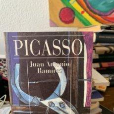 Libros de segunda mano: PICASSO, JUAN ANTONIO RAMIREZ, ALIANZA CIEN, 54. Lote 199501491