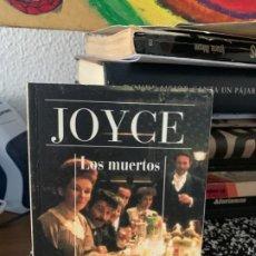 Libros de segunda mano: LOS MUERTOS, JOYCE, ALIANZA CIEN, 27. Lote 199502475