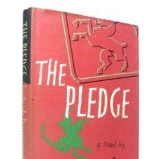 Libros de segunda mano: 1959 - FRIEDRICH DUERRENMATT: THE PLEDGE - NEW YORK, ALFRED A. KNOPF - PRIMERA EDICIÓN. Lote 200164777