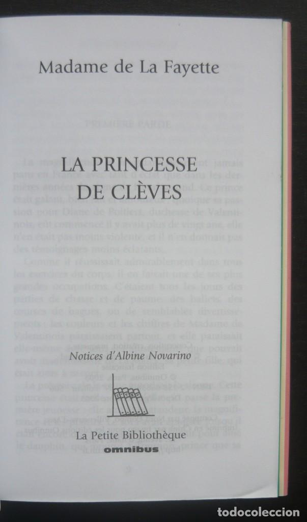 Libros de segunda mano: 2005 - George Sand, La Fayette, Pierre Loti - Lote de 3 Bonitos Libros Franceses - - Cortes Dorados - Foto 6 - 200167883
