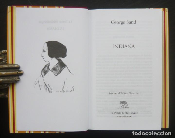 Libros de segunda mano: 2005 - George Sand, La Fayette, Pierre Loti - Lote de 3 Bonitos Libros Franceses - - Cortes Dorados - Foto 8 - 200167883