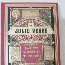 Libros de segunda mano: LA VUELTA AL MUNDO EN 80 DÍAS, JULIO VERNE, COLECCIÓN HETZEL, RBA 2014. Lote 201225731