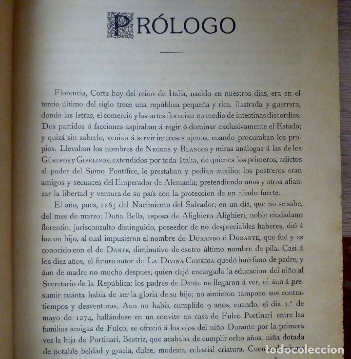 Libros de segunda mano: LA DIVINA COMEDIA - 2 TOMOS - DANTE ALIGHIERI - ED.JOVER 1991 - ILUSTRADA POR GUSTAVO DORÉ - Foto 7 - 201668391