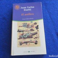 Libros de segunda mano: EL ASTILLERO JUAN CARLOS ONETTI ED. BIBLIOTECA EL MUNDO 2001. Lote 201912455