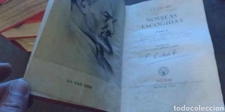 Libros de segunda mano: LOTE DE TOMOS AGUILAR PORTADAS PLASTICO ROJO - Foto 2 - 201940401