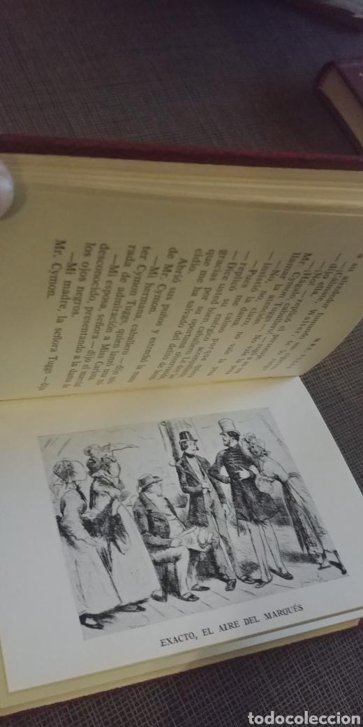 Libros de segunda mano: DICKENS CUENTOS DE BOZ MONTANER Y SIMON TAMAÑO BOLSILLO ILUSTRADO 1969 - Foto 4 - 201940702