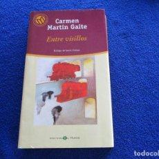 Libros de segunda mano: ENTRE VISILLOS CARMEN MARTIN GAITE ED. BIBLIOTECA EL MUNDO 2001. Lote 202437288