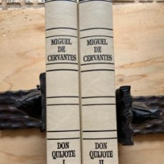 Libros de segunda mano: DON QUIJOTE DE LA MANCHA. Lote 203366735