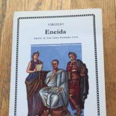 Livros em segunda mão: ENEIDA, VIRGILIO, CATEDRA LETRAS UNIVERSALIS. Lote 204158985