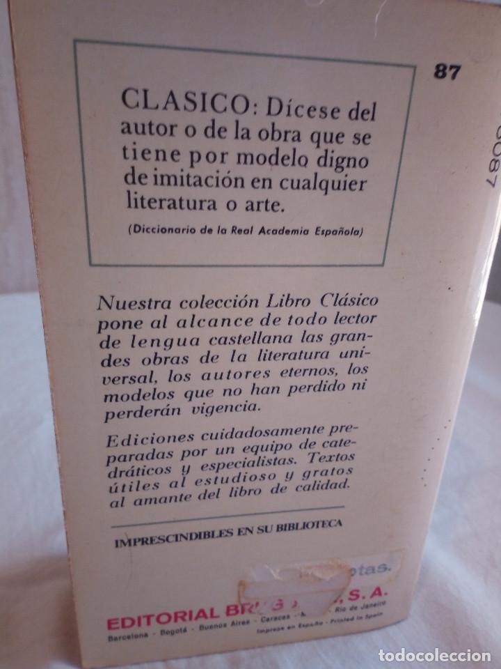 Libros de segunda mano: 10-HISTORIA DE GIL BLAS DE SANTILLANA, Alain Rene Le Sage, 1970 - Foto 2 - 204407071