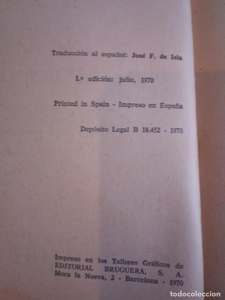 Libros de segunda mano: 10-HISTORIA DE GIL BLAS DE SANTILLANA, Alain Rene Le Sage, 1970 - Foto 4 - 204407071