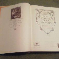 Libros de segunda mano: DON QUIJOTE DE LA MANCHA. MIGUEL DE CERVANTES. EDITORIAL DOSSAT. 1993. TIRADA NUMERADA. NUEVA.. Lote 204809713