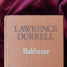 Libros de segunda mano: BALTHAZAR - LAWRENCE DURREL - PROA - A TOT VENT 1984. Lote 205140887