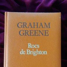 Libros de segunda mano: ROCS DE BRIGHTON - GRAHAM GREENE - PROA - A TOT VENT 1983. Lote 205140897