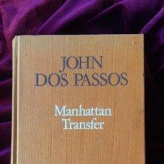 Libros de segunda mano: MANHATTAN TRANSFER - JOHN DOS PASSOS - PROA - A TOT VENT 1985. Lote 205140902