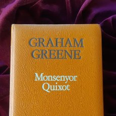 Libros de segunda mano: MONSENYOR QUIXOT - GRAHAM GREEN - PROA - A TOT VENT 1988. Lote 205140918