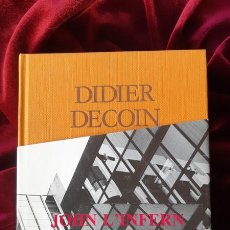 Libros de segunda mano: JOHN L'INFERN - DIDIER DECOIN - PROA - A TOT VENT 1989. Lote 205140922