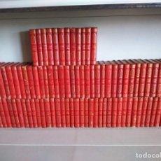 Libros de segunda mano: COLECCION CRISOL LITERARIO -- 100 EJEMPLARES DEL Nº 1 AL 100 -- AGUILAR -- AÑOS 1967/ 1972 --. Lote 205255817