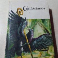 Libros de segunda mano: CONFESIONES SAN AGUSTIN EDITORIAL SOPENA 1972 EDICION INTEGRA. Lote 205368860