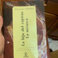 Libros de segunda mano: ALEXANDER PUSHKIN. Lote 205450327