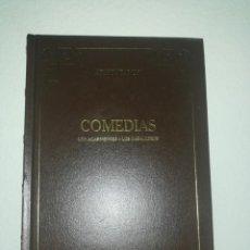 Libros de segunda mano: ARISTOFANES , COMEDIAS. Lote 205604257
