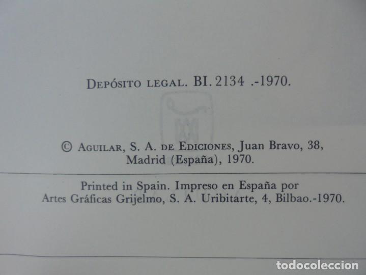 Libros de segunda mano: HOMERO. ILIADA. ODISEA. EDITORIAL AGUILAR. 1970. VER FOTOGRAFIAS ADJUNTAS - Foto 8 - 205706260