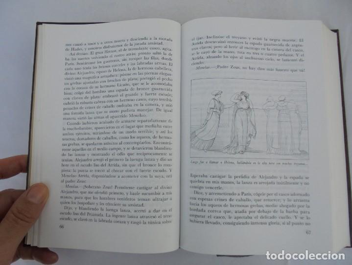 Libros de segunda mano: HOMERO. ILIADA. ODISEA. EDITORIAL AGUILAR. 1970. VER FOTOGRAFIAS ADJUNTAS - Foto 9 - 205706260