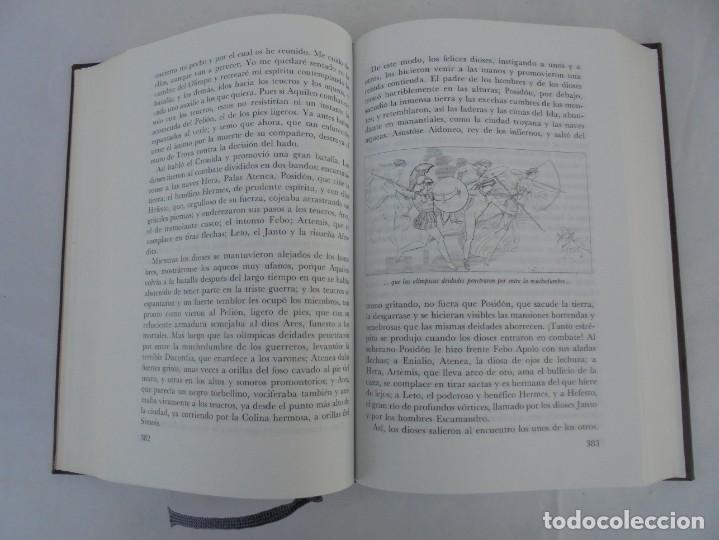 Libros de segunda mano: HOMERO. ILIADA. ODISEA. EDITORIAL AGUILAR. 1970. VER FOTOGRAFIAS ADJUNTAS - Foto 12 - 205706260