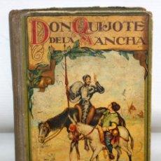 Libros de segunda mano: DON QUIJOTE DE LA MANCHA. CERVANTES. DALMAU CARLES, PLA. S.A. EDITORES. EDICIÓN PARA NIÑOS. Lote 205900682