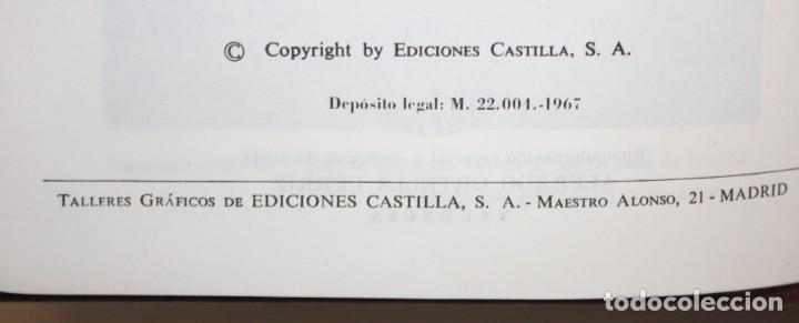 Libros de segunda mano: EL INGENIOSO HIDALGO DON QUIJOTE DE LA MANCHA. CERVANTES. ILUSTRADA POR GUSTAVO DORE. ED. CASTILLA - Foto 5 - 205902445