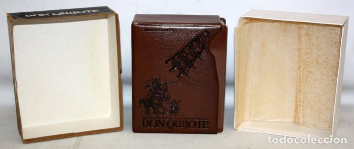 Libros de segunda mano: EL INGENIOSO HIDALGO DON QUIJOTE DE LA MANCHA. CERVANTES. ILUSTRADA POR GUSTAVO DORE. ED. CASTILLA - Foto 12 - 205902445