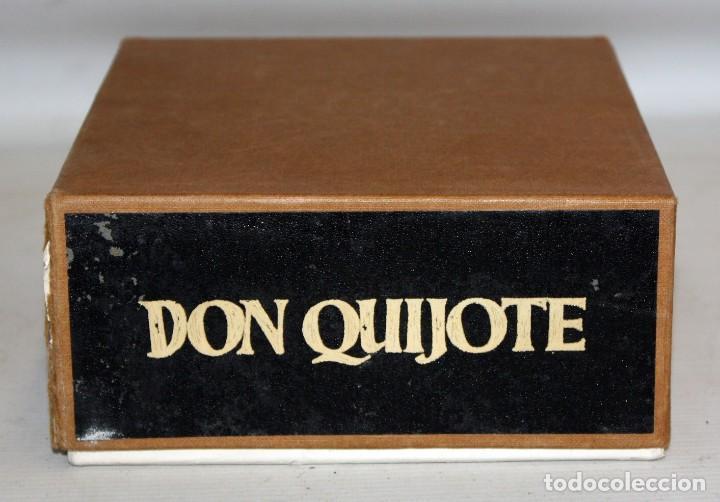 Libros de segunda mano: EL INGENIOSO HIDALGO DON QUIJOTE DE LA MANCHA. CERVANTES. ILUSTRADA POR GUSTAVO DORE. ED. CASTILLA - Foto 13 - 205902445