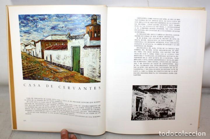 Libros de segunda mano: DON QUIJOTE DE LA MANCHA. CERVANTES. ILUSTRADO POR GREGORIO PRIETO. ED. DESCLÉE DE BROUWER. 2 TOMOS - Foto 7 - 206117295