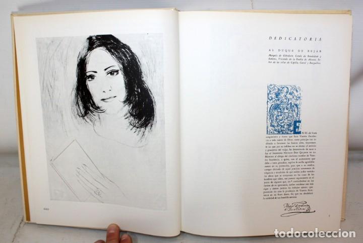 Libros de segunda mano: DON QUIJOTE DE LA MANCHA. CERVANTES. ILUSTRADO POR GREGORIO PRIETO. ED. DESCLÉE DE BROUWER. 2 TOMOS - Foto 8 - 206117295