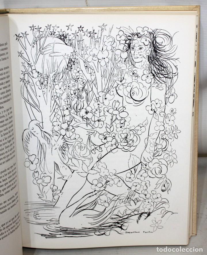 Libros de segunda mano: DON QUIJOTE DE LA MANCHA. CERVANTES. ILUSTRADO POR GREGORIO PRIETO. ED. DESCLÉE DE BROUWER. 2 TOMOS - Foto 11 - 206117295