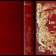 Libros de segunda mano: JEAN DE LA BRUYERE. TEOFRASTO. LOS CARACTERES. COSTUMBRES S. XVII. 1ª EDICION ZEUS 1968. COMO NUEVO.. Lote 206420223