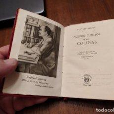 Libros de segunda mano: CRISOL 342 RUDYARD KIPLING NUEVOS CUENTOS DE LAS COLINAS. Lote 206585595