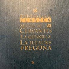 Libros de segunda mano: CERVANTES LA GITANILLA. Lote 206592923