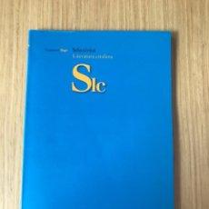 Libros de segunda mano: SELECTIVITAT. LITERATURA CATALANA, LA MAGRANA. Lote 206780443