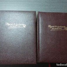 Libros de segunda mano: OBRAS COMPLETAS DE CERVANTES. Lote 206795111