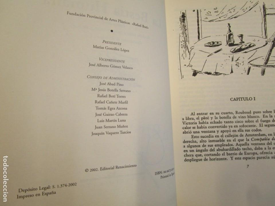 Libros de segunda mano: La bestia humana - Emile Zola - Renacimiento 2002 - 375pag, 24cm, ilustraciones b/n + info - Foto 3 - 206808992