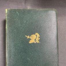 Libros de segunda mano: OBRAS COMPLETAS DE NAVARRO VILLOSLADA. EDICIONES FAX. 1ª ED. MADRID, 1947. PAGS: 1664. Lote 207601571