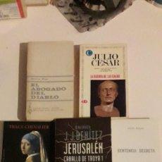 Libros de segunda mano: CLASICOS DE LITERATURA. Lote 207609197