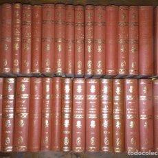 Libros de segunda mano: BALZAC . LA COMEDIA HUMANA (LORENZANA) 30 TOMOS, COMPLETA. Lote 207614340