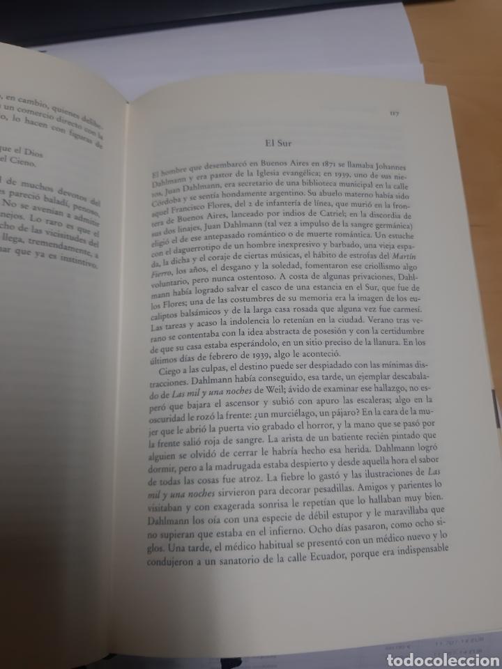 Libros de segunda mano: Obras completas Obras completas 1941-1960 por Jorge Luis Borges (1992) - Borges, Jorge Luis - Foto 5 - 178711220