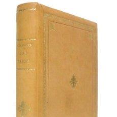 Livres d'occasion: 1940 - EDUARDO ZAMACOIS: LAS RAÍCES - LITERATURA ESPAÑOLA - ENCUADERNACIÓN, PLENA PIEL, CUBIERTAS. Lote 208809401