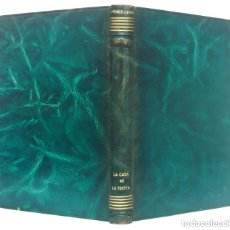 Livres d'occasion: 1941 - ALEJANDRO PÉREZ LUGÍN: LA CASA DE LA TROYA. ESTUDIANTINA - GALICIA, SANTIAGO DE COMPOSTELA. Lote 208809765