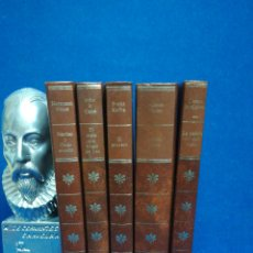 Livres d'occasion: LOTE DE 5 LIBROS, OBRAS MAESTRAS DE LA LITERATURA CONTEMPORÁNEA, SEIX BARRAL.. Lote 208819077